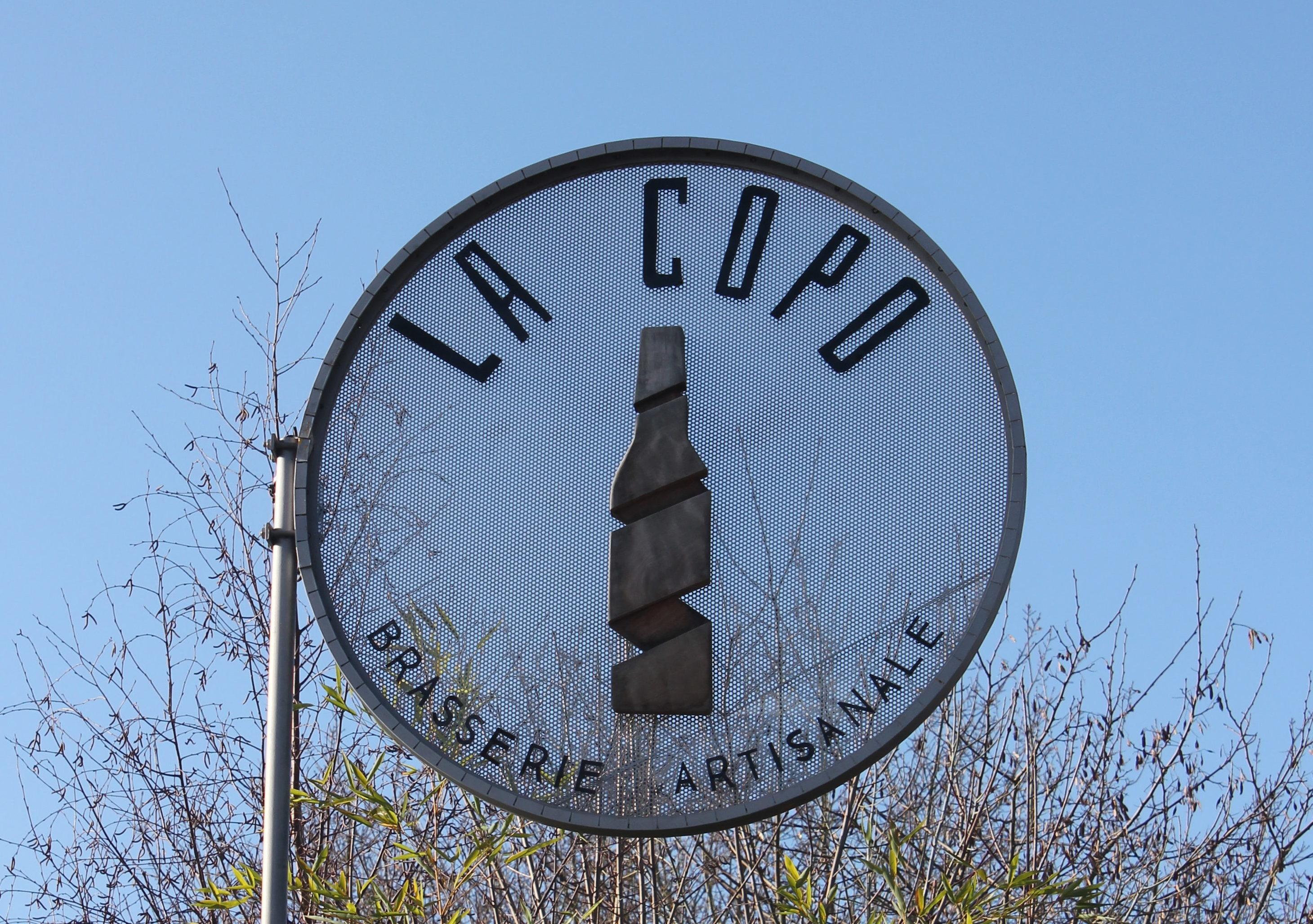 brasserie artisanale la copo bière argentrée niels foucher biologique laval mayenne