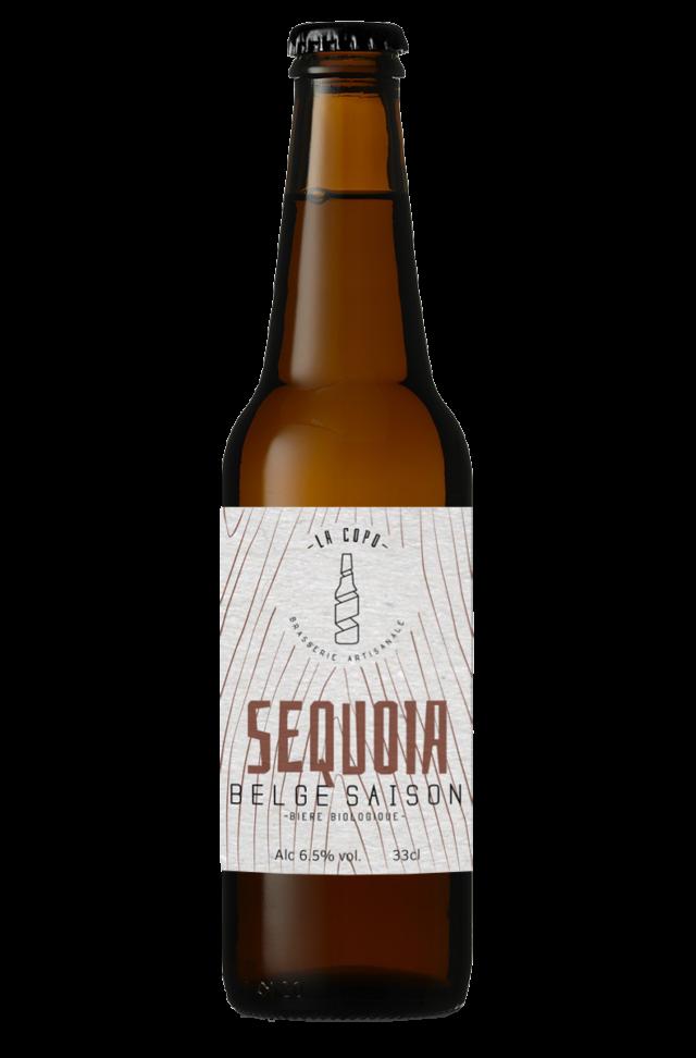 séquoia sequoia brasserie artisanale la copo bière argentrée niels foucher biologique laval mayenne