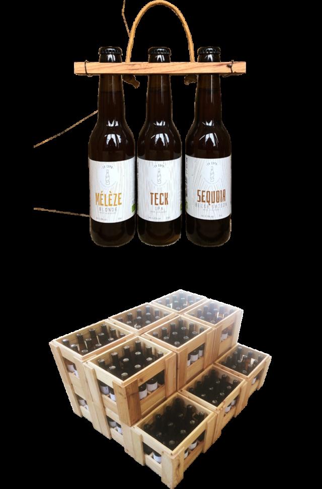bois produits brasserie artisanale la copo bière argentré niels foucher biologique laval mayenne